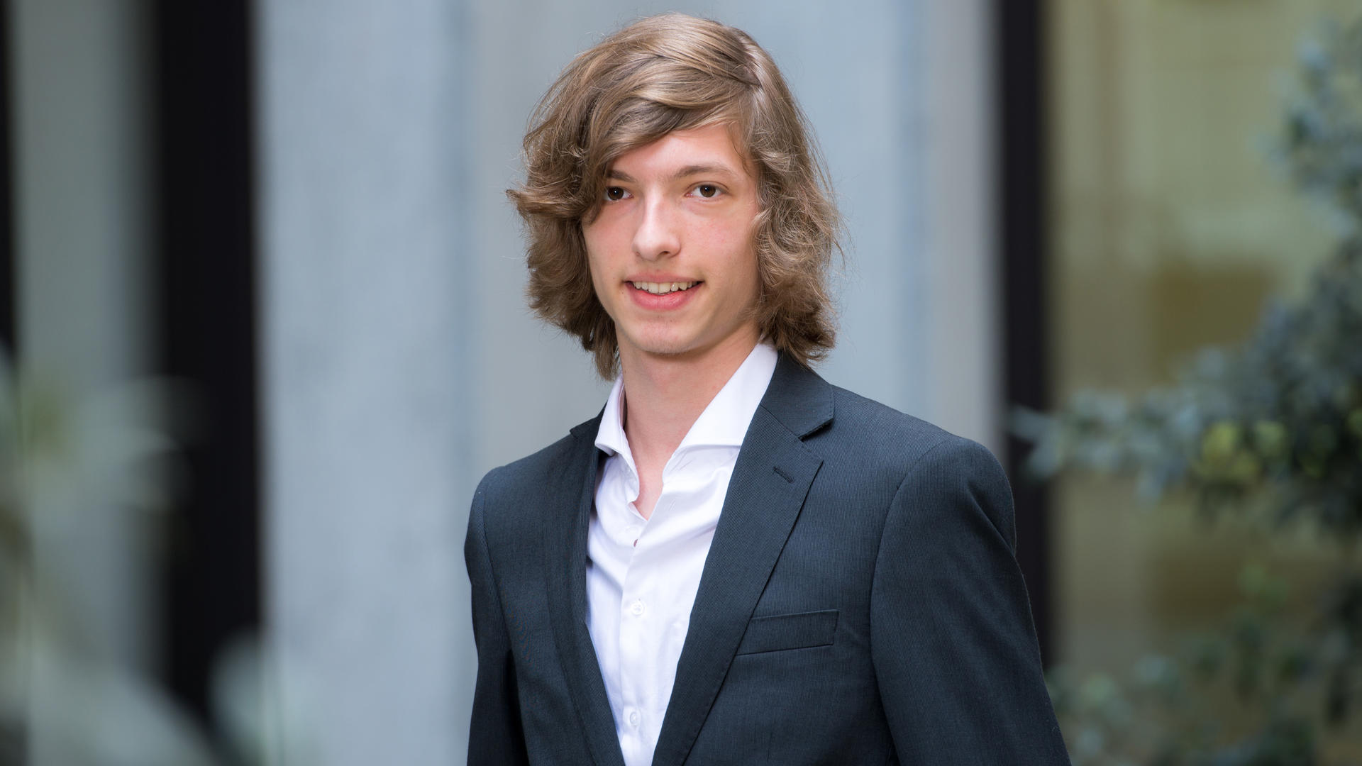 Linus Behn (Foto: Jan Schumacher)