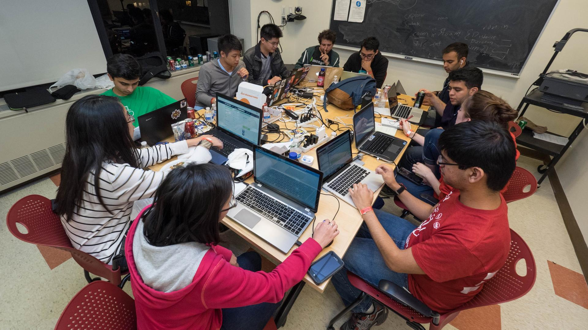 Hackathon New York, Fall 2015