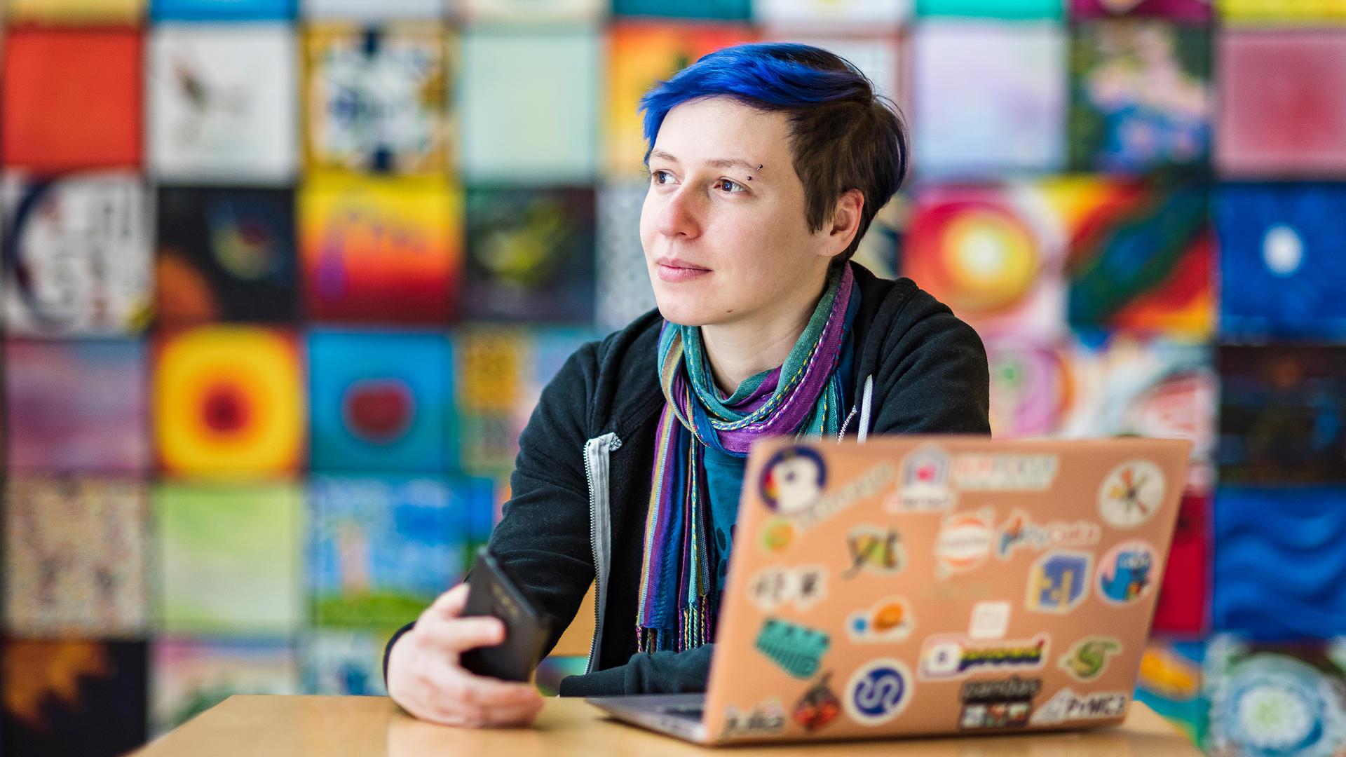 Jana Lasser (Foto: Damian Gorczany)