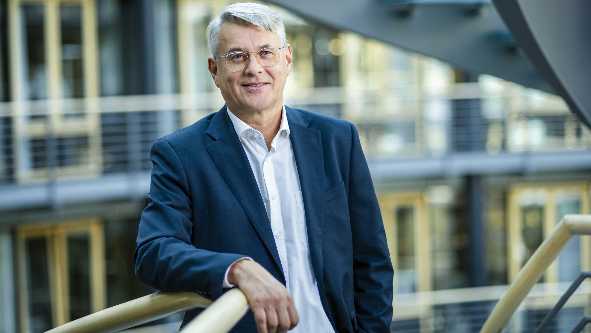 Volker Meyer-Guckel (Foto: Damian Gorczany)