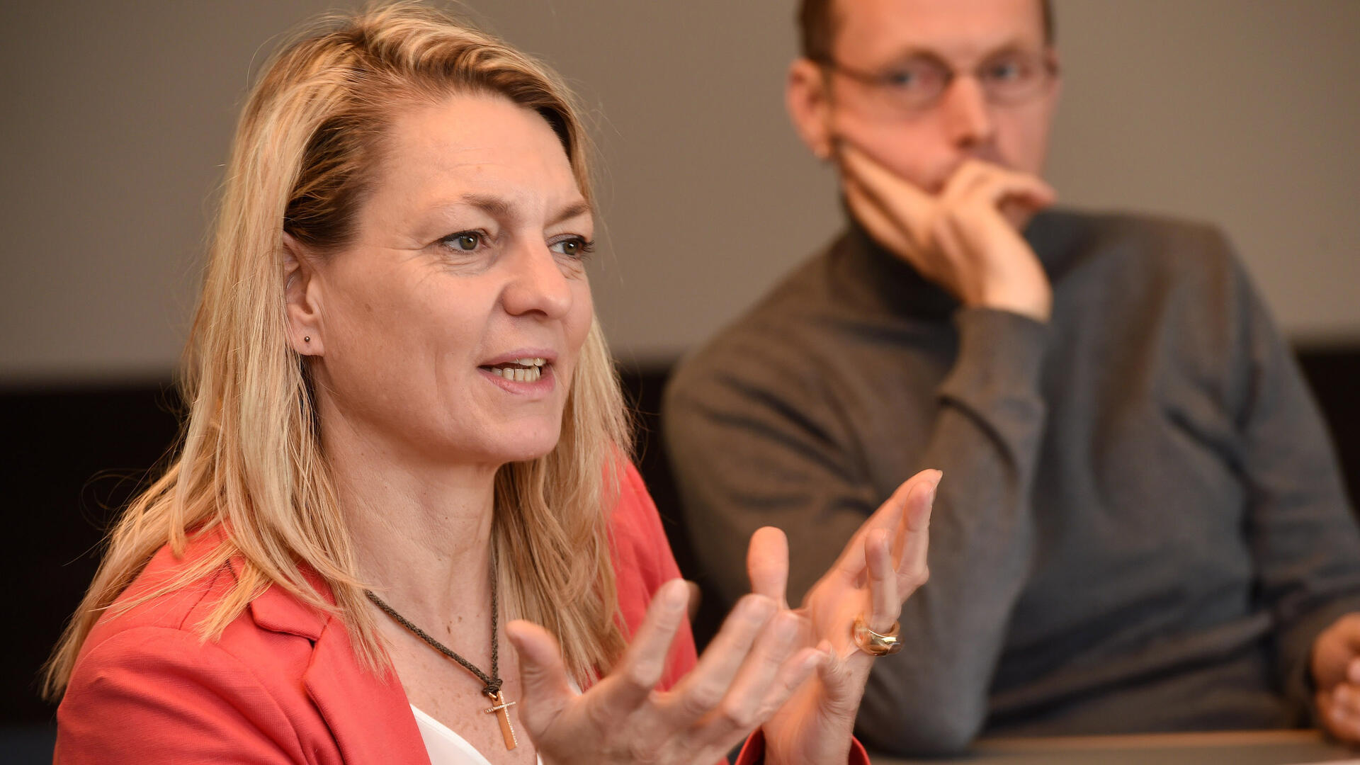 Petra Morschheuser (Foto: Peter Himsel)