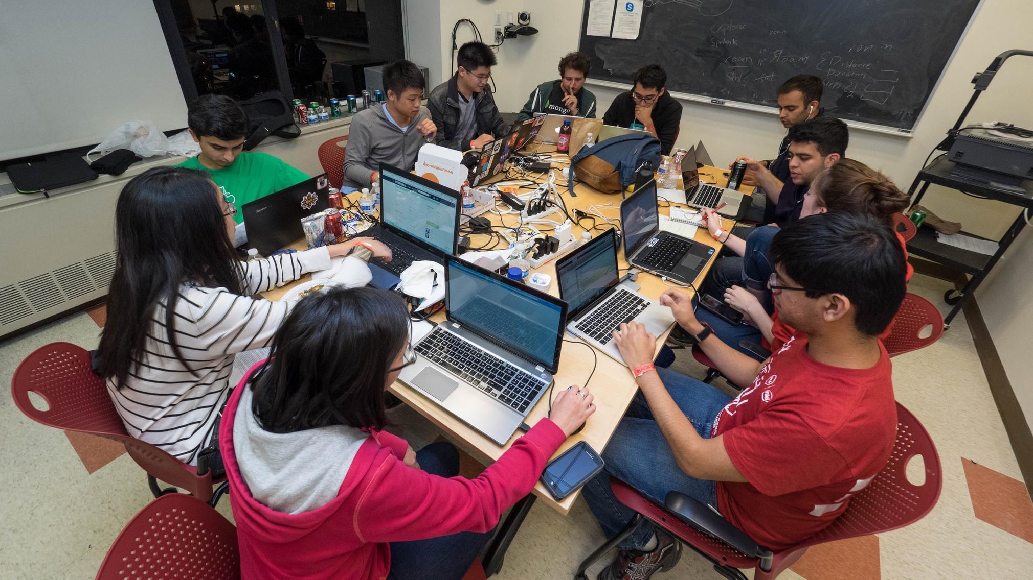 Hackathon New York, Fall 2015
